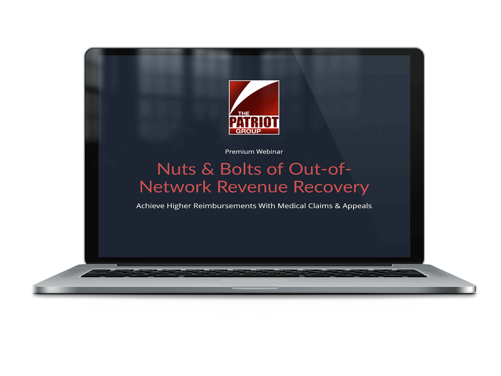 Nuts & Bolts of Out-of-Network Revenue Recovery
