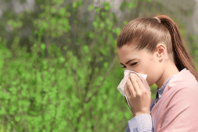 Controlling your allergy symptoms