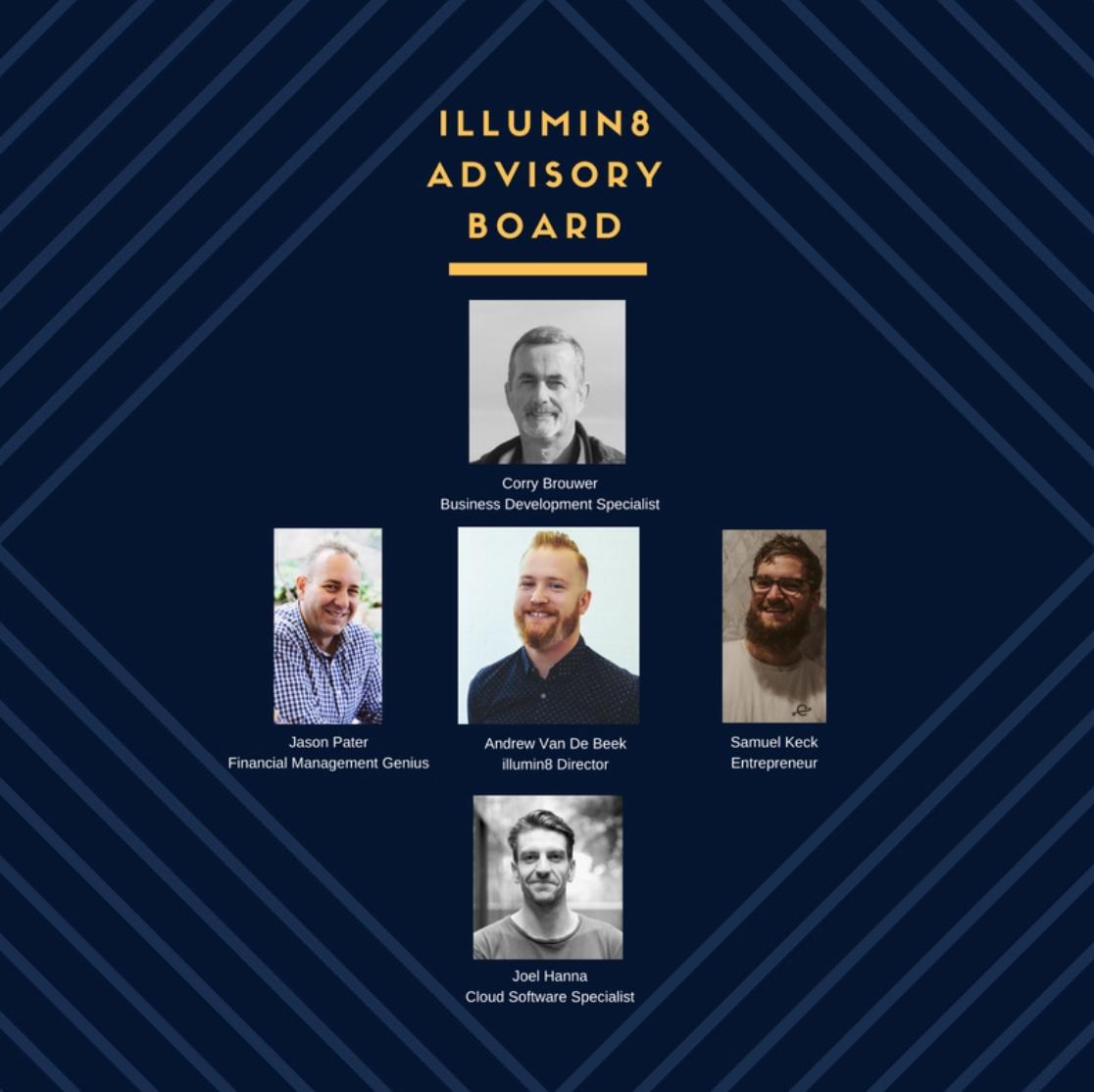 Illumin8 Advisory Board
