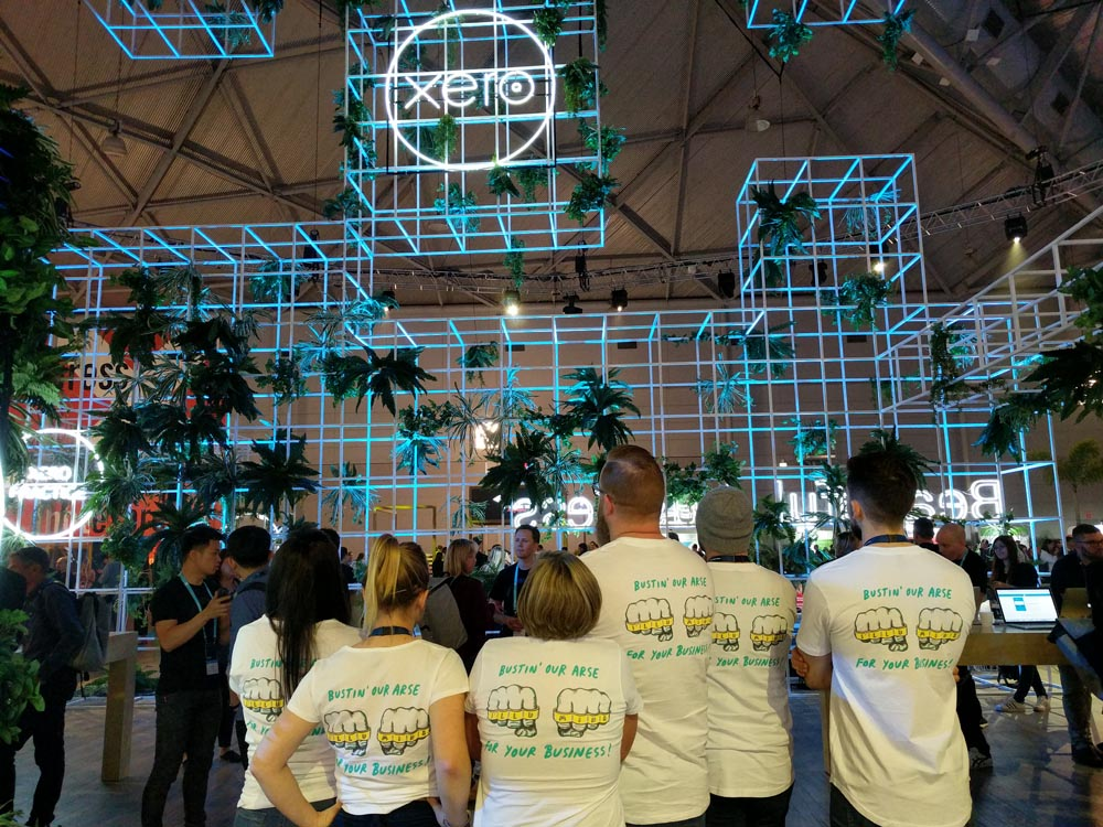 Illumin8 at Xerocon 2018
