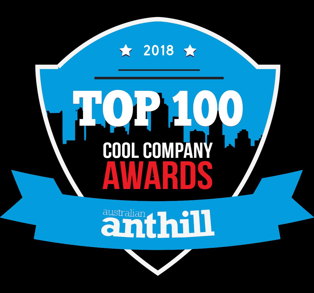 Anthill Cool Company Awards Illumin8