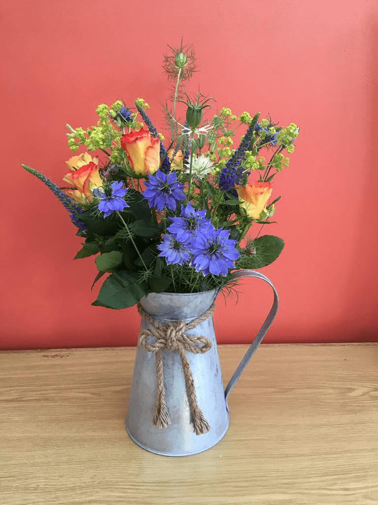 Sj Flowers & Landscaping Flower Arrangement