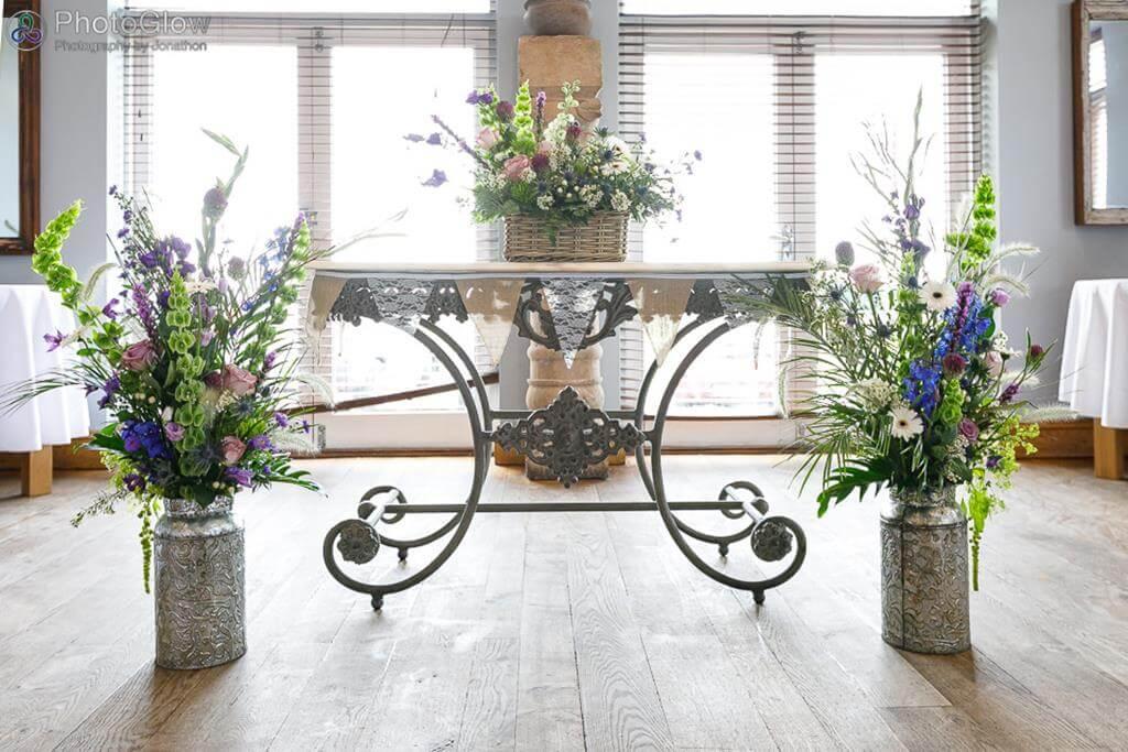 SJ Flowers & Landscaping Wedding Flowers