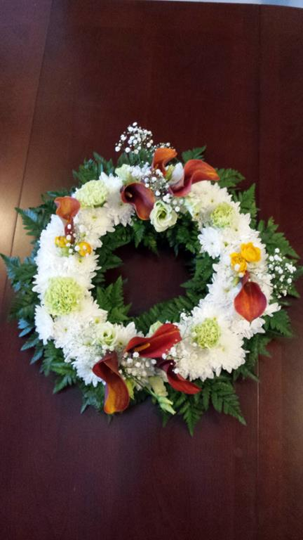 SJ Flowers & Landscaping Flowers for Sympathy & Funerals