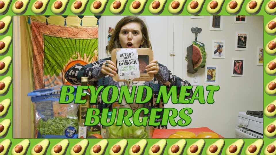 How to Make the Beyond Meat Burger with Avocadamama
