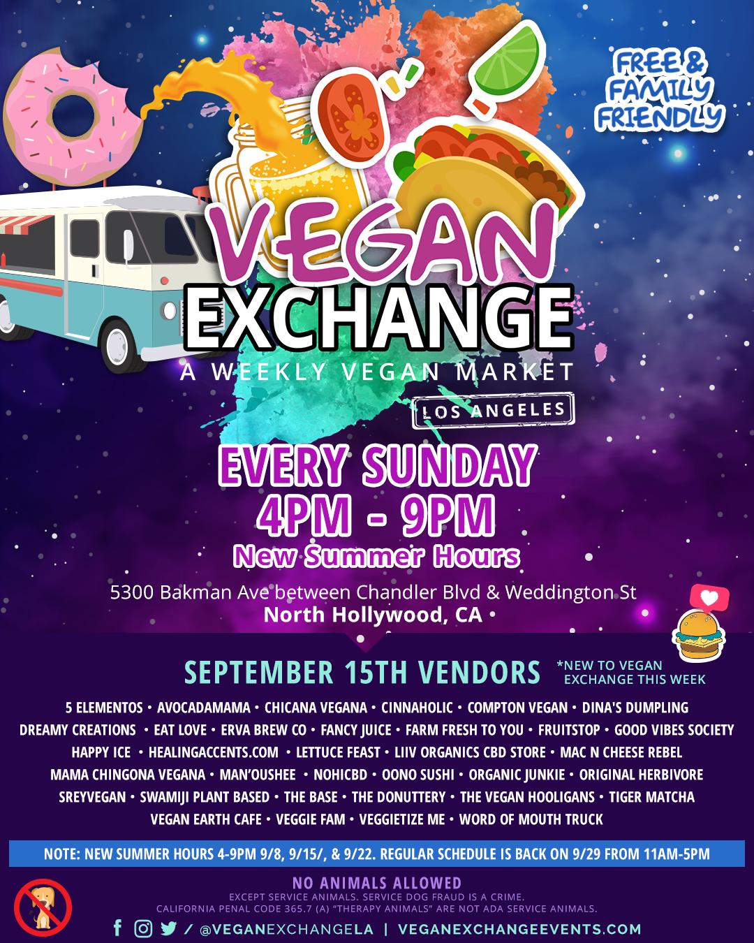 Vegan Exchange LA