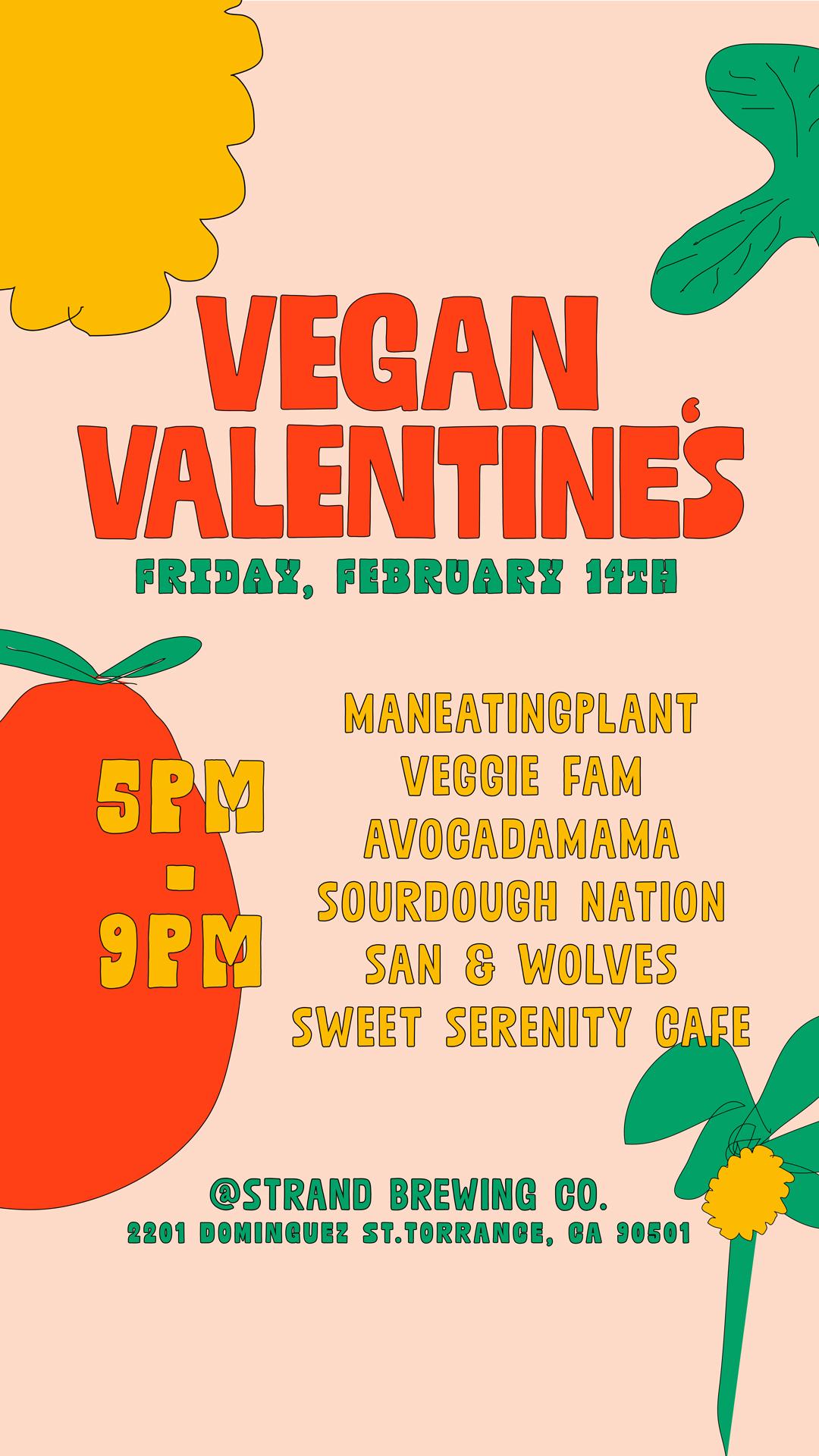 Vegan Valentines