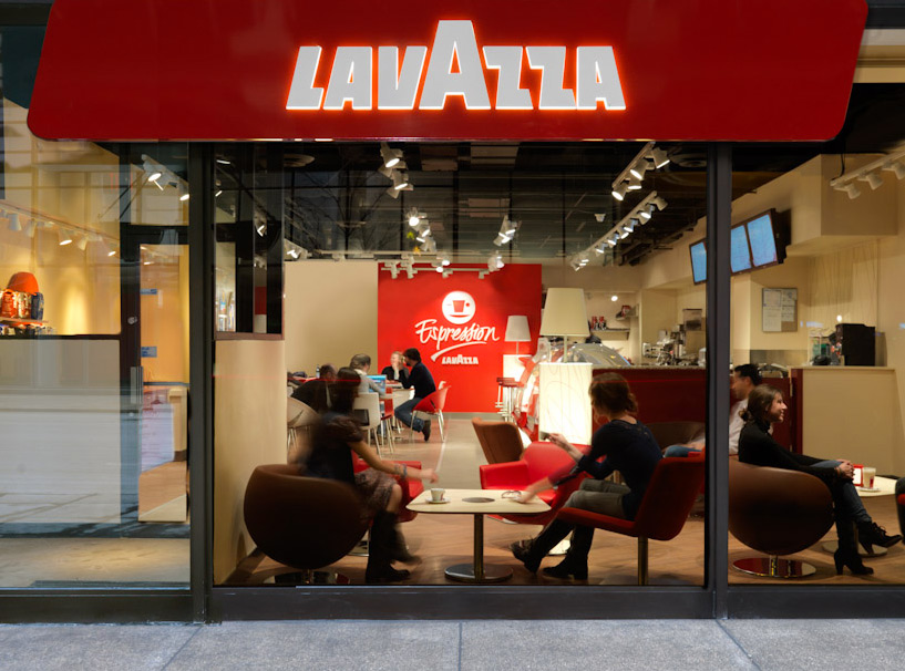 Espression by Lavazza