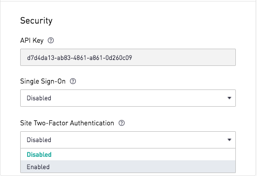 Two-Factor Authentication Overview | Periscope Data Docs