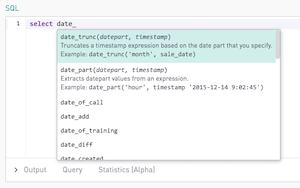 Keyboard Shortcuts | Periscope Data Docs