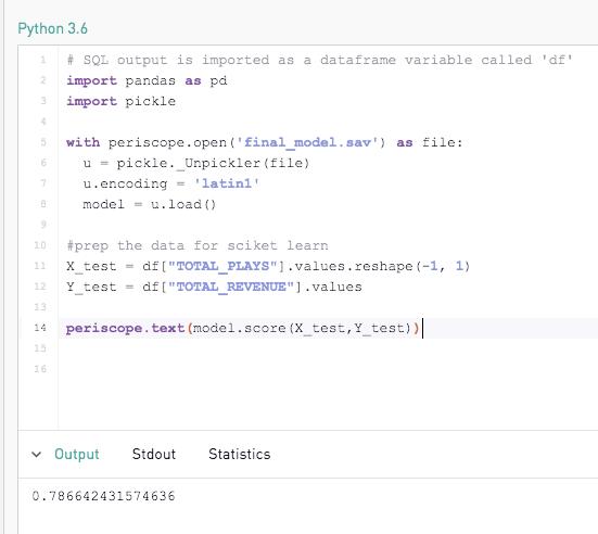 Custom Modules | Periscope Data Docs