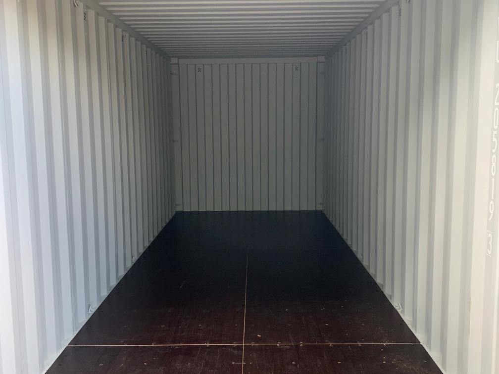 Spacious storage units