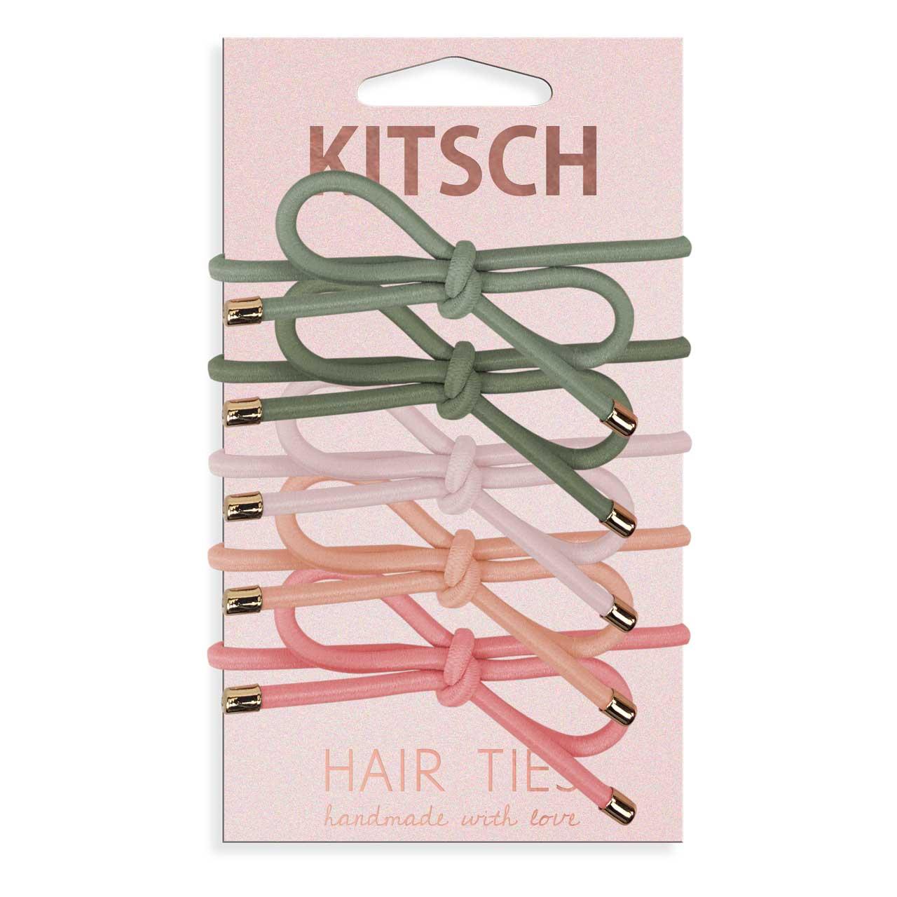 Kitsch hair ties