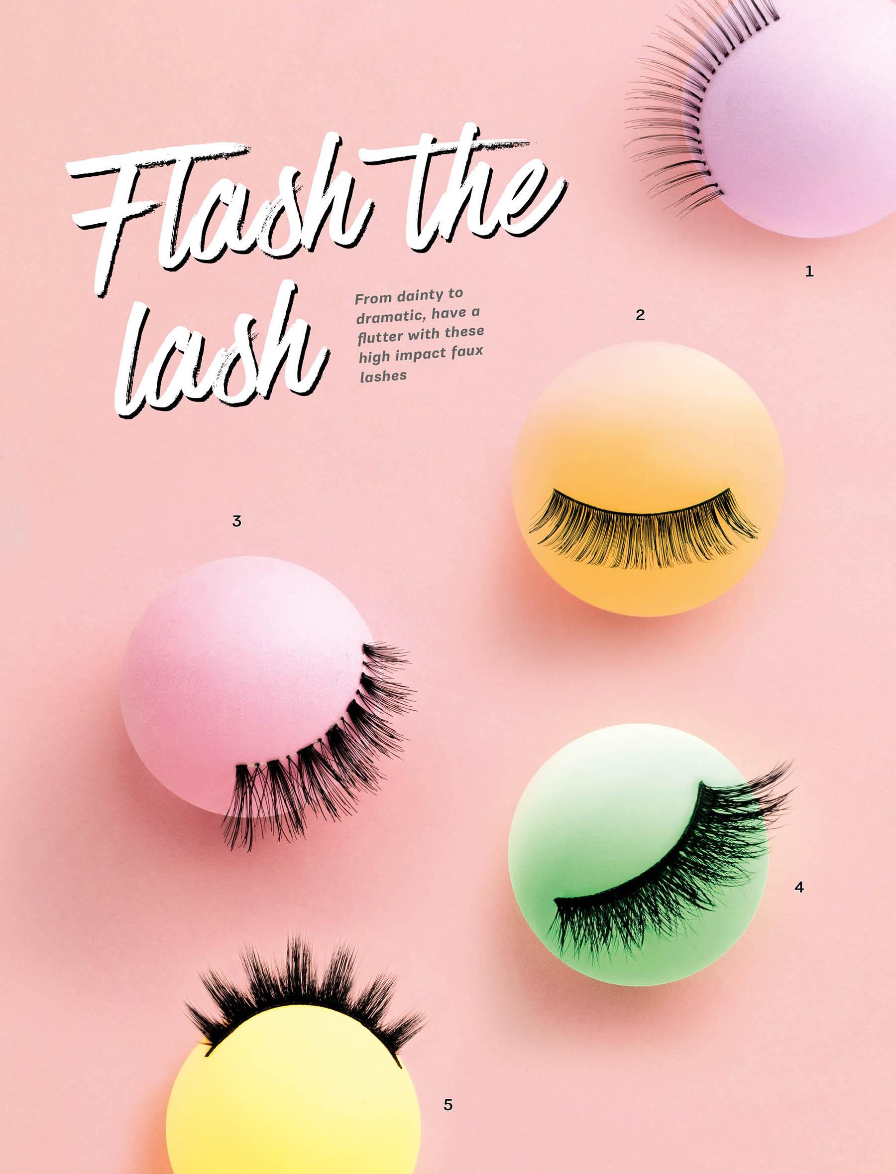 Best False Eyelashes of 2018