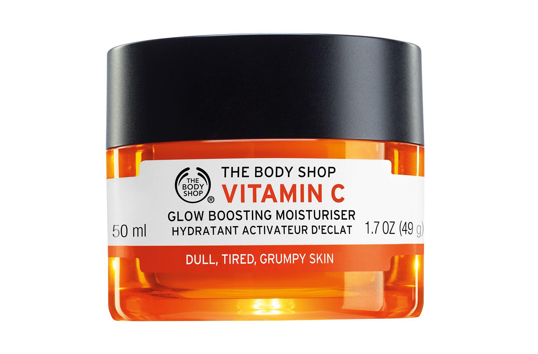 THE BODY SHOP Vitamin C Glow Boosting Moisturiser, £16