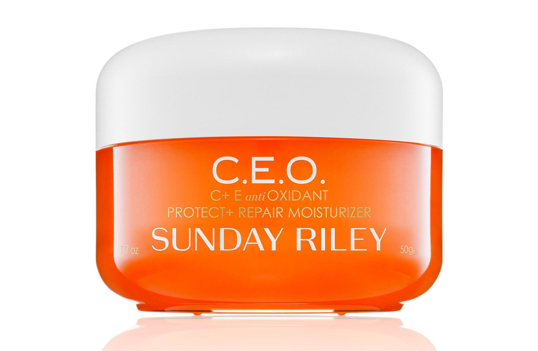 SUNDAY RILEY C.E.O antiOXIDANT Protect + Repair Moisturiser, £60
