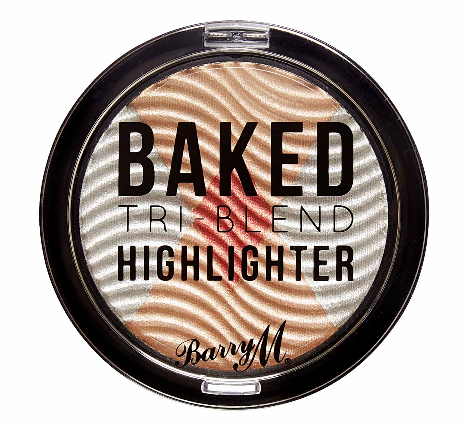 BARRY M Baked Tri-Blend Highlighters £6.49