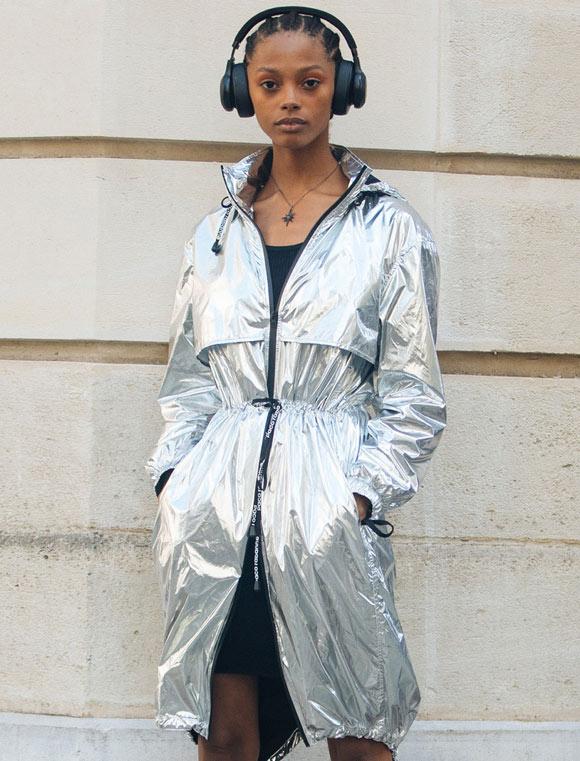 Space coats