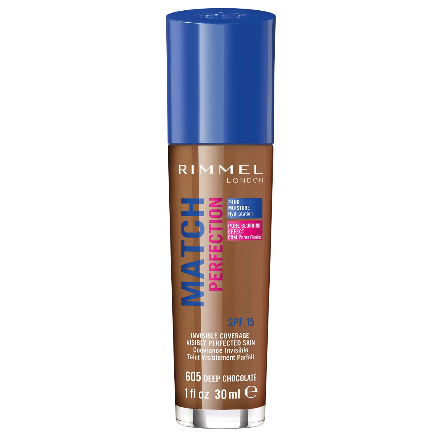 Rimmel Match Perfect, £8.95