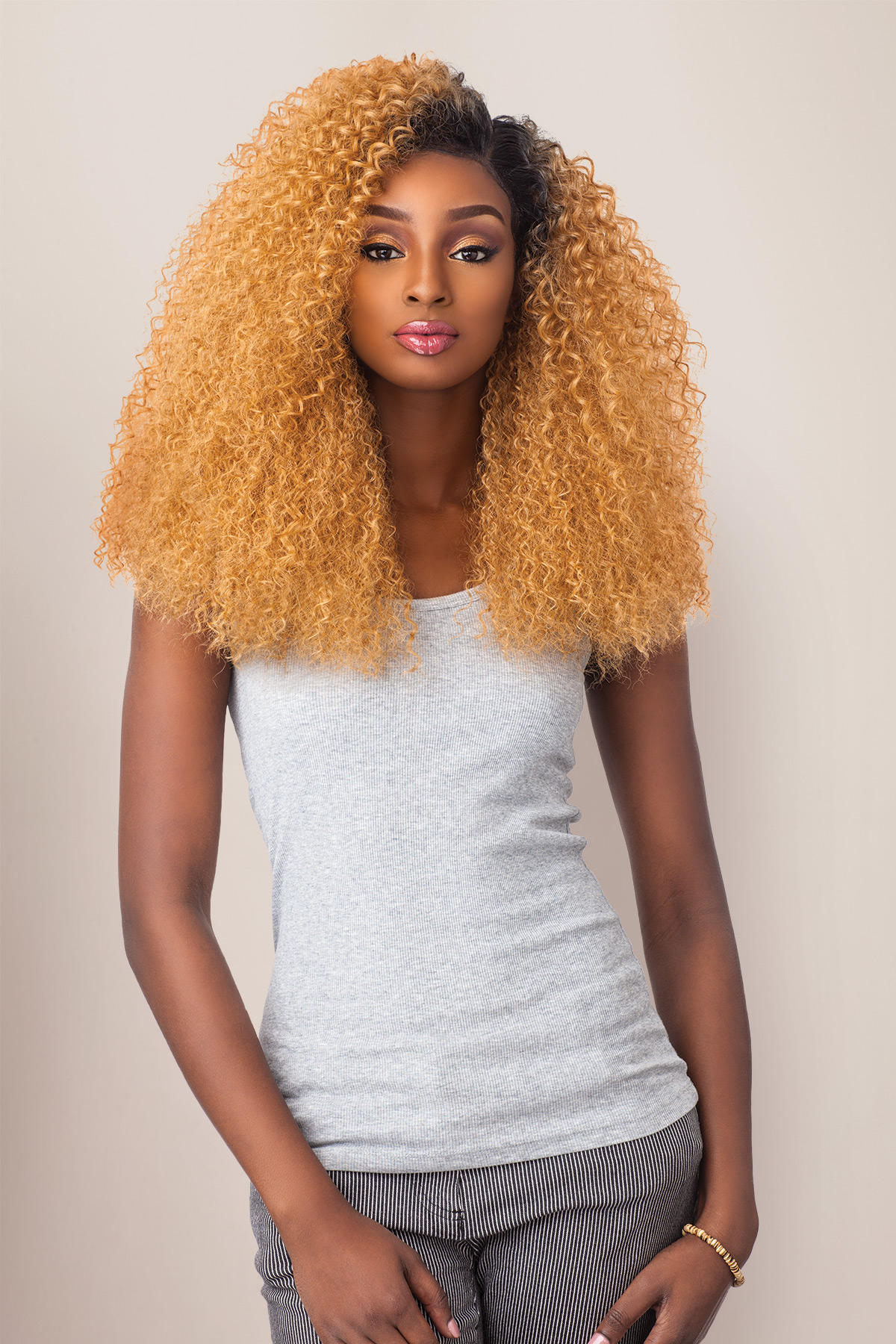 Empress Boutique Lace Wig Brazilian Wave, £34.99