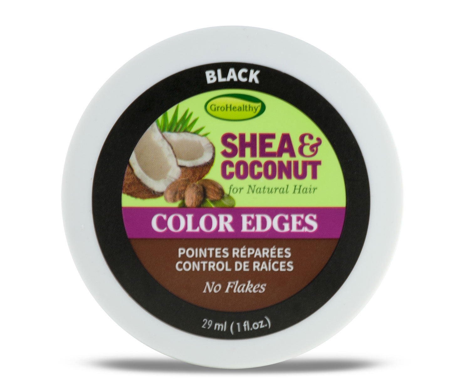 GROHEALTHY Shea & Coconut Color Edges, £3.99