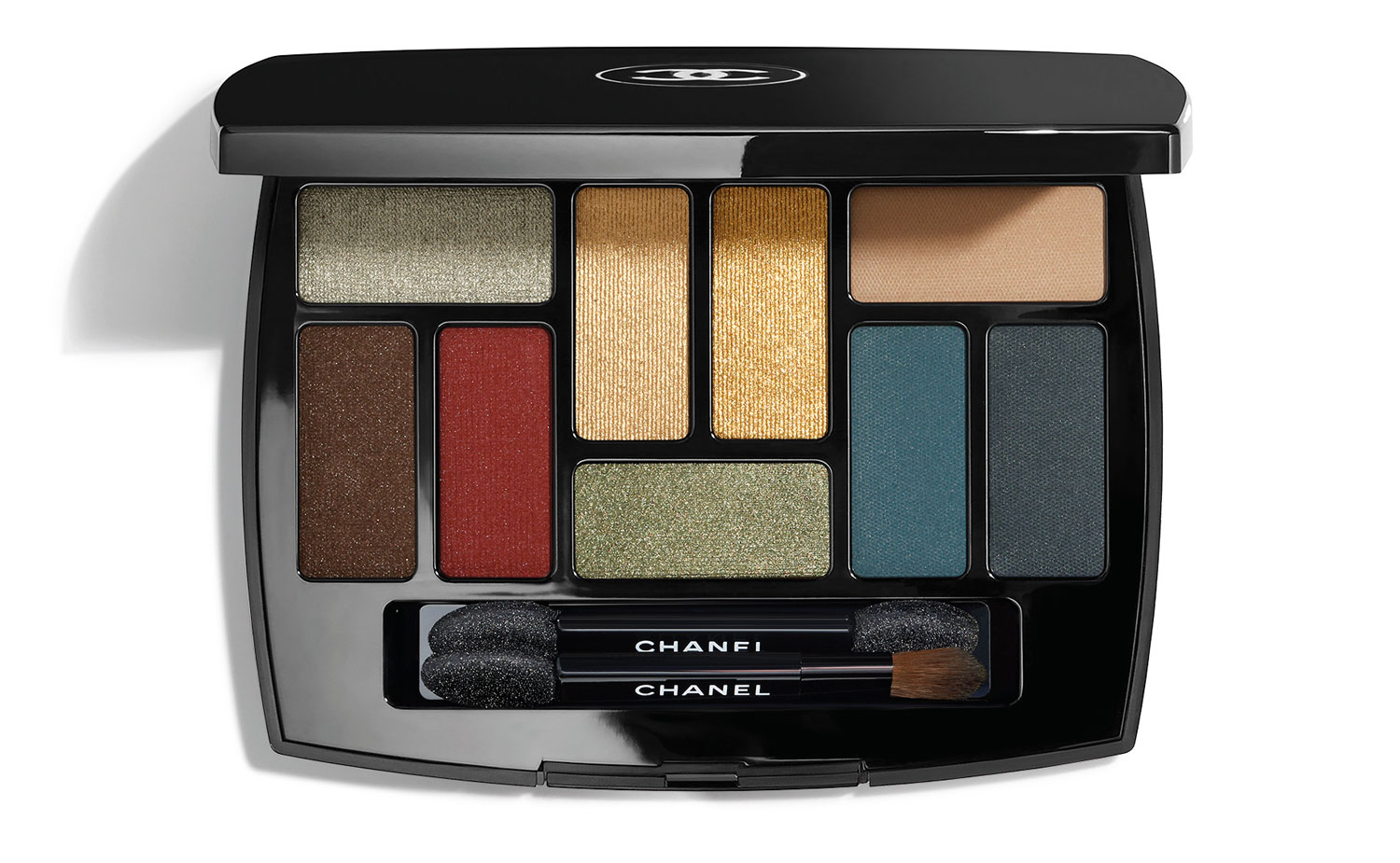 Chanel SS19 Make-up: Eyeshadow Palette