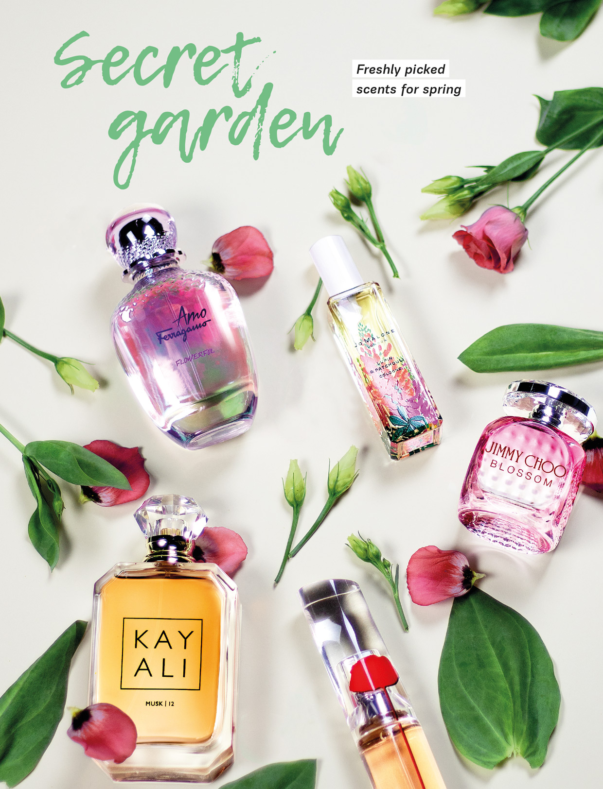 Spring fragrances 2019