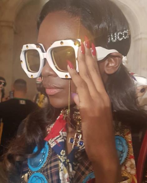 Nails at Gucci