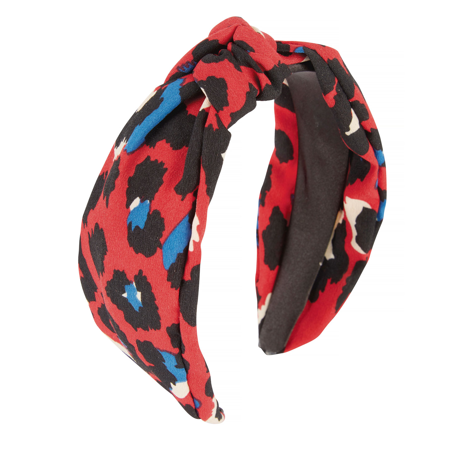 V BY VERY Leopard Knot Front Headband, £6