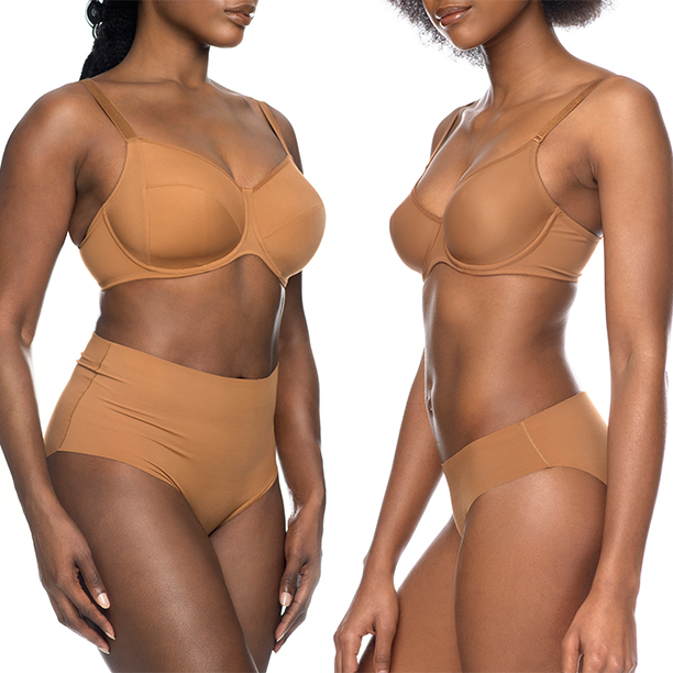 Nubian Skin is available at Bravissimo