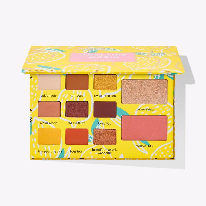 tarte x Adelaine Morin palette