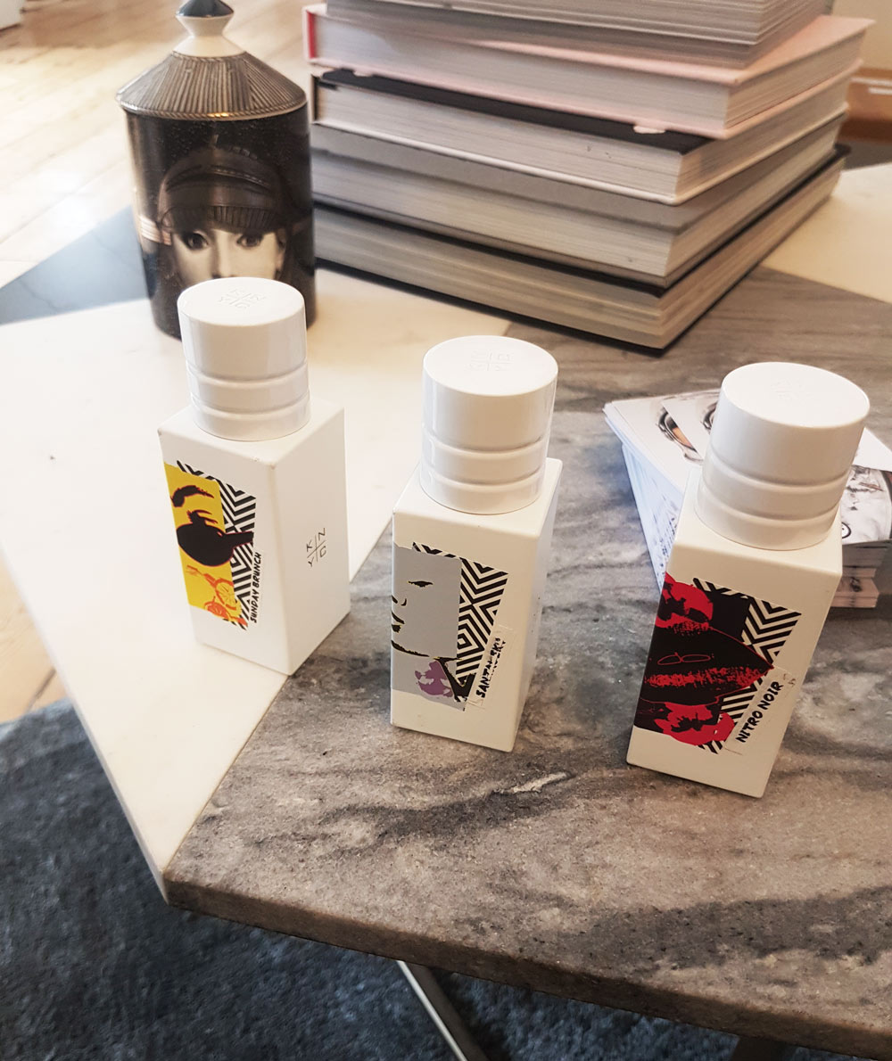 Kierin NYC fragrances
