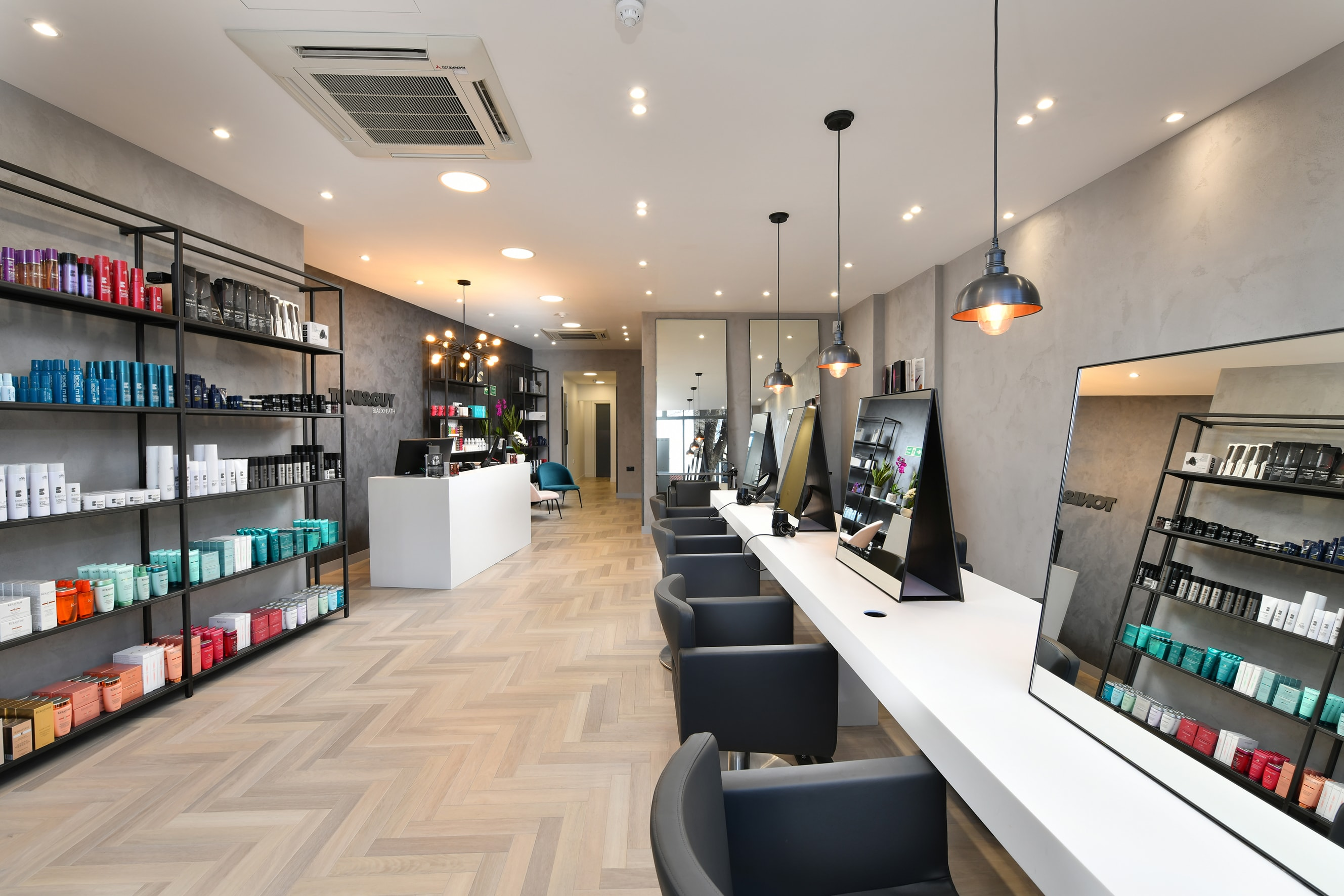 Toni&Guy Blackheath salon