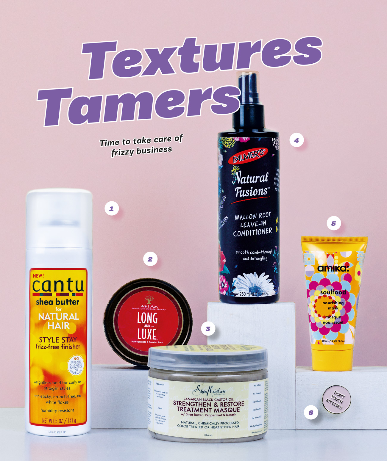 Textures tamers