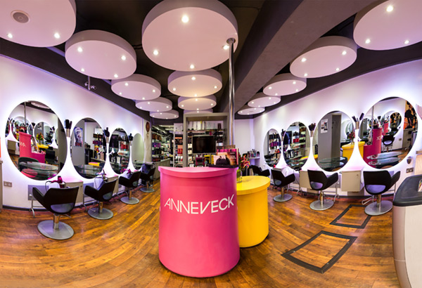 Anne Veck salon