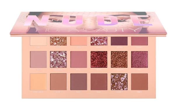 HUDA Nude Palette, £56