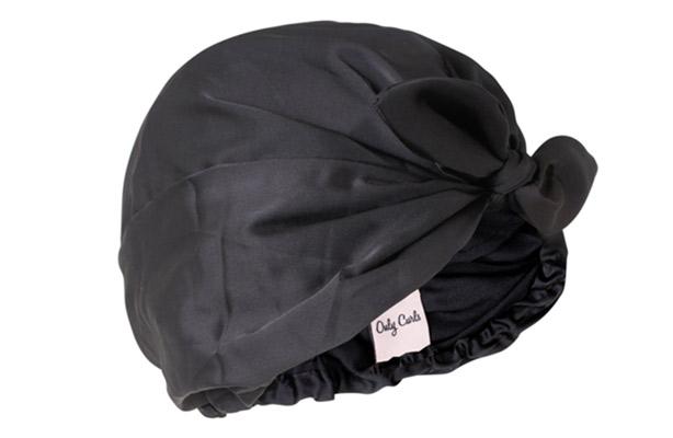 Only Curls satin sleep turban