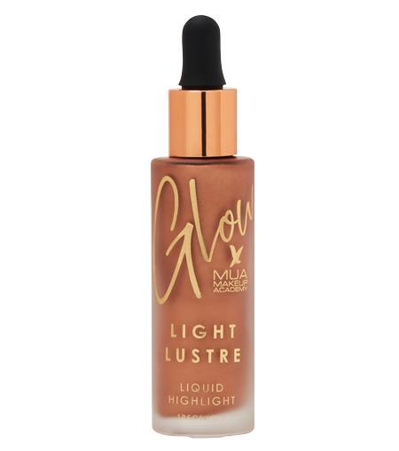 MUA x Glow Light Lustre Liquid Highlighter