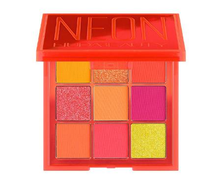 Huda Beauty Neon Orange Obsessions