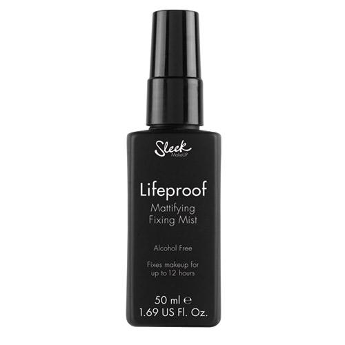 SLEEK MAKEUP Lifeproof Mattifying Fixing Mist, £6.99