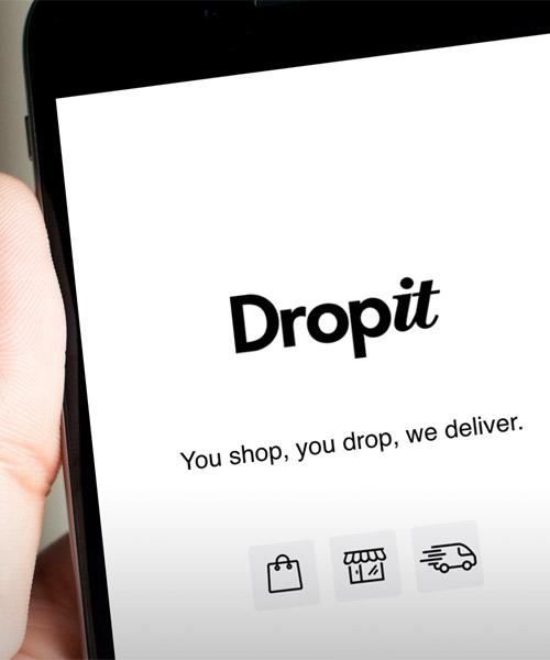 Dropit app