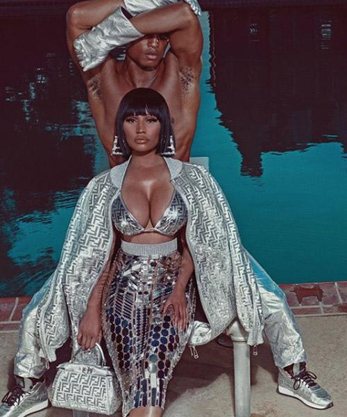 Nicki Minaj x Fenty