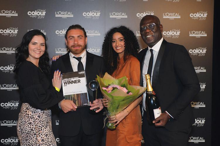 L'Oréal Colour Trophy Afro Award 2019