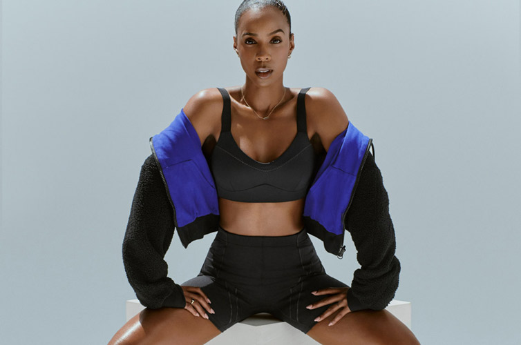 Kelly Rowland x Fabletics