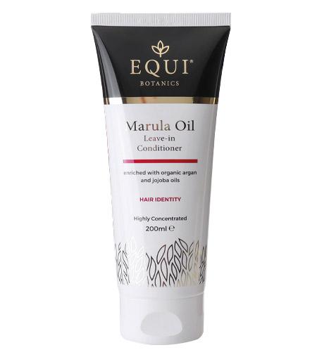 EQUI BOTANICS Marula Oil Leave-in Conditioner, £30