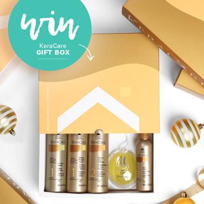 KeraCare gift box