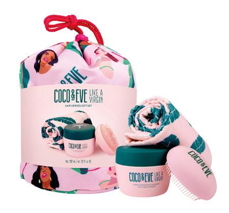 Coco & Eve Like a Virgin Hair Heroes Gift Set, £45.90