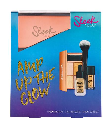 Sleek MakeUP Amp Up The Glow, £18