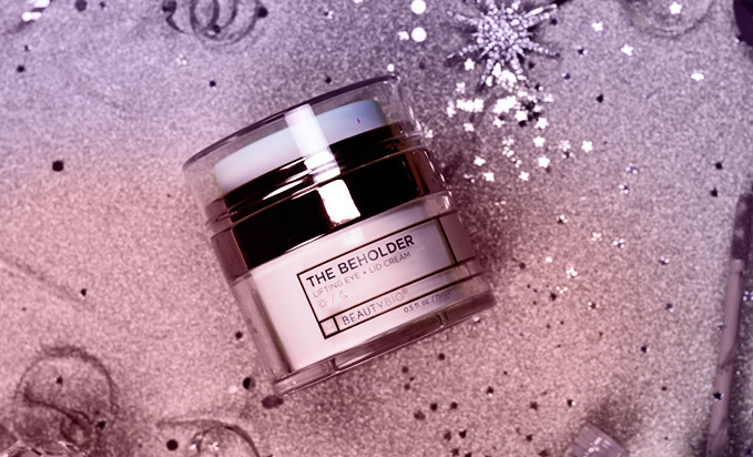 BeautyBio The Beholder Lifting Eye + Lid Cream, £75