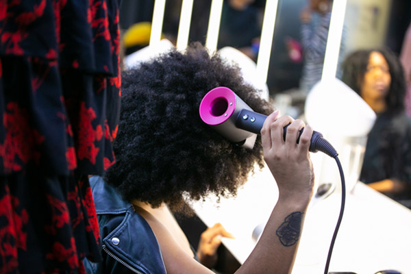 Dyson x Haircrush: The experience for afro & curly hair